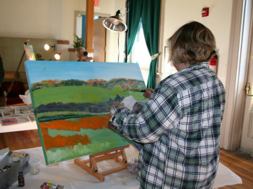 Art for Arts' Sake in Milford