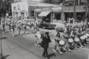 Shoreliners, Memorial day Parade....1966 (P)