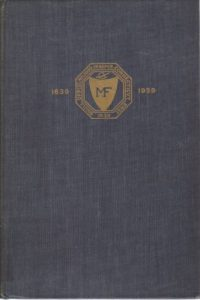 History of Milford CT 1639 to 1939